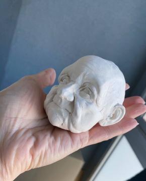 Anatomické rysy při tvarování dětské tváře a modelování stárnoucí tváře - s vámi oblíbenou Olgou Norviliene z Litvy!