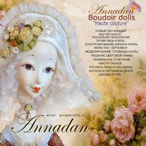 DVD - Boudoirové panenky - mistrovská krejčovina