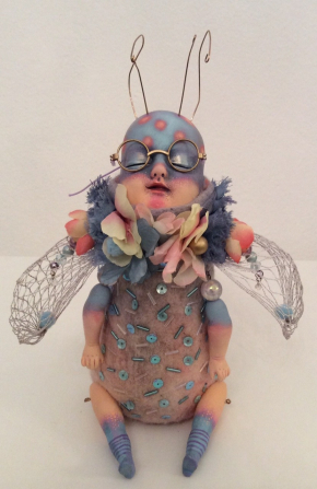 Motýlek 2 - Tina Vassa