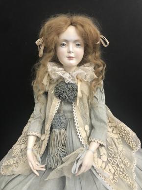 Boudoirová panenka