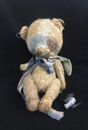 medvídek Teddy